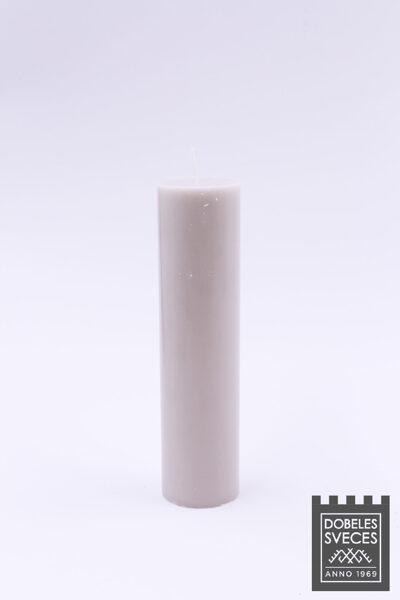 Lieta stearīna cilindriska svece - MAIGI PELĒKA