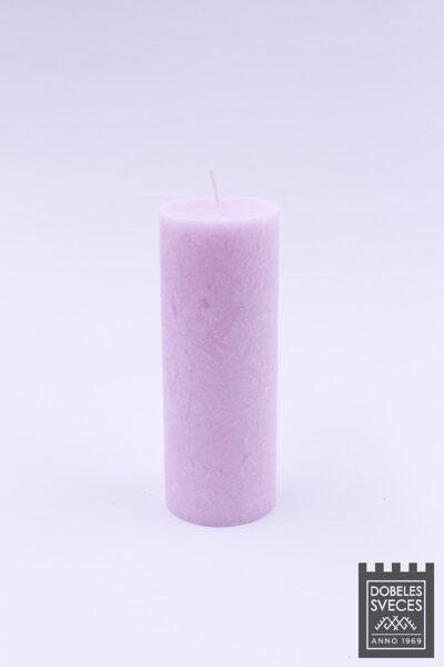 Olīveļļas cilindriska svece - MAIGI ROZĀ